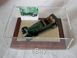 Heco-miniatures 1/43 377m Bugatti Royale Packard Cabriolet N°1 1926