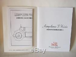 Heco-miniatures 1/43 Mc47 Voisin C20 Myrte Cabriolet Chassis Simoun II 1931
