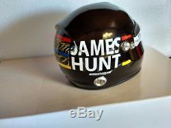 Helmet 1/2 / Casque / Casco Kimi Raikkonen GP Monaco 2012