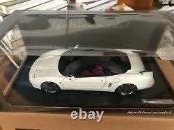 Honda NSX Ignition 118