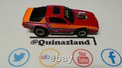 Hot Wheels Brown camaro z 28 1990 california custom real riders (CL17)