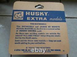 Husky Batmobile batman reférence 1402 modèle oriiginal