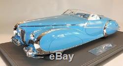 ILARIO IL1801 Delahaye 175 S Roadster Saoutchik 1949 sn815023 1/18