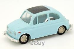 Icis Model Cars 1/43 Fiat 500 #19 I. C. I. S Modelcars Fergam Italy