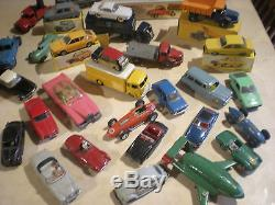 Jouets Anciens Dinky Toys Exceptionnel Lot 30 Modeles