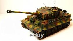 JSI 1/18 MILITAIRE CHAR TANK PzKfw VI TIGER 1 Ausf. A