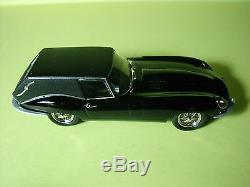 Jaguar Type E Harold And Maude Corbillard 1/43 Tin Wizard No Spark