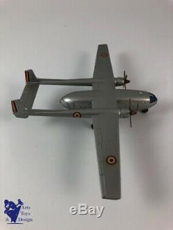 Jouet Ancien D'epoque Dinky Toys France 804 Avion Nord 2501 Noratlas