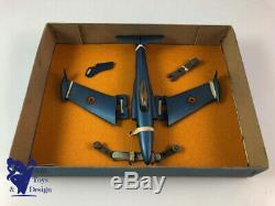 Jouet Ancien Solido Coffret Avion 5 Shooting Star Prov Collection De Vazeilles