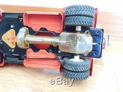 Jouet Camion Grue Schuco Construction N6065
