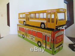 Jouets Mont Blanc Berliet Pr 100 Bus Superb 9 En Boite Peu Courant L@@k
