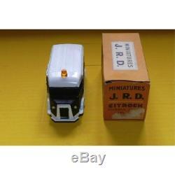 Jrd Citroen 1200 KG Hy Police Tube Et Boite D'origine