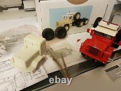 KIT MINITRUCKS 1/50 Berliet GBO 15P 6X6 ROUES CAOUTCHOUC, neuf complet
