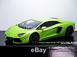 KYOSHO 1/12 LAMBORGHINI Aventador LP 700-4 2011 KSR08661GR
