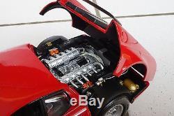 KYOSHO FERRARI 512 BBi 1/18 red / rot, NEU+OVP, MIB