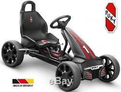 Karting à pédale Noir PUKY F550 velo Go-kart enfant à partir de 4 ans 105cm NEUF