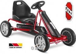 Karting à pédale PUKY Go-kart F20 rouge pour Enfant 3 ans et plus garçon fille