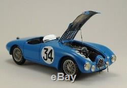 Kit 1/43 Gordini 24 Heures du Mans 1952 / Princess of Tumult