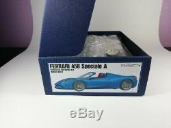 Kit Résine 1 24 Ferrari 458 Speciale A Alpha Model