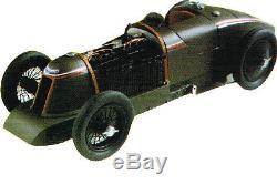 Kit miniature auto royales CCC Voisin 8 cylindres des records 1927 réf R02