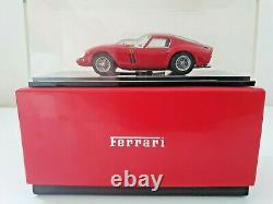 Kyosho Ferrari 250 Gto Red 143 Sous-moulé Modèle Mint Rare