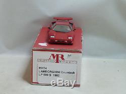 LAMBORGHINI Countach LP500 S 1982 MR COLLECTION 1/43