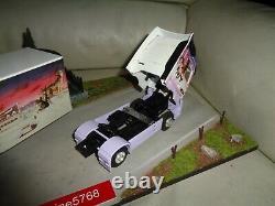 LBS Eligor 1/43 Camion Mercedes Benz Actros Megaspace / Buffalo Grill CVX