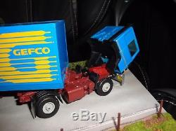 LBS Eligor 1/43 Camion Renault gamme R Transports Gefco FF5