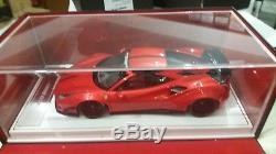 LB Ferrari 488 GTB F1 Red Davis & Giovanni 118