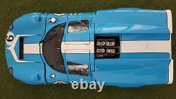 LOLA CHEVY T70 # 9 SEBRING 1967 1/18 EXOTO 18213 voiture miniature de collection