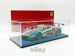 LOOKSMART 1/18 FERRARI 488 GTE PRO Le Mans 2016 LS18LM010