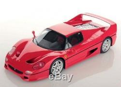 LOOKSMART LOOLS18FC05A Ferrari F50 rouge 1/18