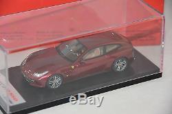 LOOKSMART LOOLS456B Ferrari GTC4 Lusso rouge california 2016 1/43