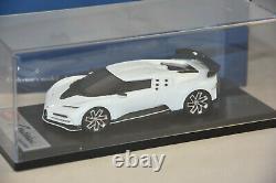 LOOKSMART LOOLS513 Bugatti Centodieci Blanc Quartz 1/43