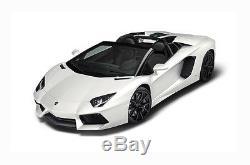 Lamborghini Aventador LP 700-4 Roadster Trousse blanc 18 Pocher