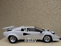 Lamborghini Countach 112 Kyosho Metall, Großmaßstab