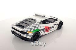 Lamborghini Huracan Safety Car 2017 Looksmart 1/18 New LS18 SC