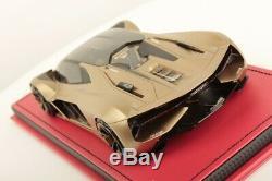 Lamborghini Terzo Millenio Bronzo Zenas MR LAMBO033SE5 1/18 NEW