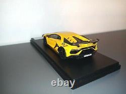 Lamborghini aventador SVJ looksmart 1/43