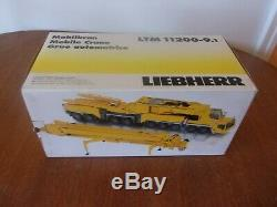 Liebherr LTM 11200 MEDIACO nzg 1/50 rare