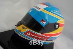 Lot Casques 1/2 Fernando ALONSO helmet 1/2