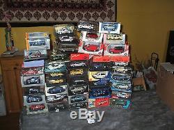 Lot de 42 modeles de differents fabricant (bien lire la description)