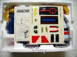 MACHINE BUFFALO BIOMAN 3 LIVEMAN BANDAI 1988 neuf /boite