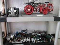 Maquette Miniature Modele Reduit Lot Tamiya Trumpeter Norev Solido 1/18 1/43