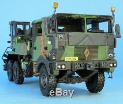 MASTER FIGHTER 1/48 MILITAIRE TRM 10000 CLD Camion Lourd Depanneur MF48906VC