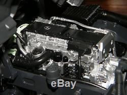 MERCEDES-BENZ ACTROS GigaSpace 4x2 Sattelzugmaschine silver NZG 1/18 Ref 9520005