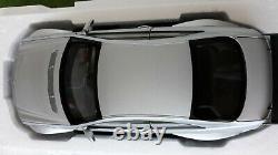 MERCEDES-BENZ CLK DTM AMG coupe argent silv 1/18 KYOSHO 08461S voiture miniature
