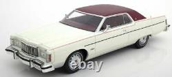 MERCURY MARQUIS 1976 BoS BEST OF SHOW 1/18 NEUF