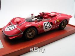 MG MODEL 1/12 FERRARI 350 P4 Can Am Laguna Seca 1967 MGMP04#