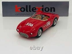 MG MODEL FERRARI 212 Export Touring Sn0102E n°556 Mille Miglia 1954 1.43